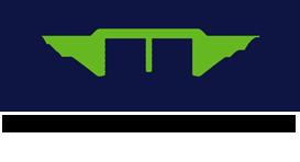 Puentes Garage Doors Logo